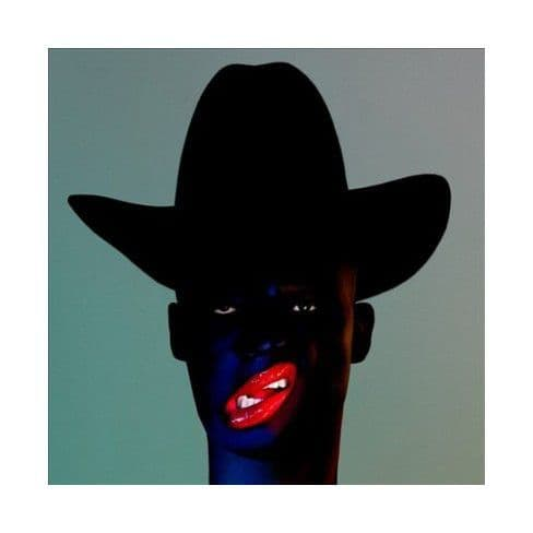 Young Fathers<br>Cocoa Sugar <br>CD